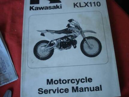 ... Array - kawasaki klx250r u0026 klx250 genuine workshop manual c1993  motorcycle rh gumtree ... 91c9f9e242fb