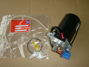 CHEVROLET-CHEVY-HHR-06-11-ELECTRIC-POWER-STEERING-MOTOR-GM-OEM-NEW