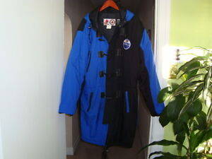 NHL OILERS  3 SEASON COAT WITH HOOD West Island Greater Montréal image 7