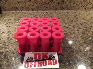 POLARIS POLYURETHANE SUSPENSION BUSHINGS FOR ATV AND SNOWMOBILES Edmonton Edmonton Area image 6