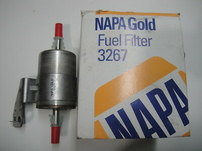 (SEE VIDEO) NAPA Gold 3267 Fuel Filter Ford Crown Victoria ?