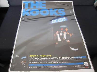 Kooks Konk Japan Poster for Promo 2008