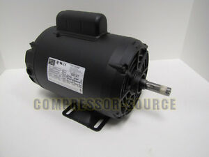 2 hp compressor motor ebay for Compressor duty electric motors
