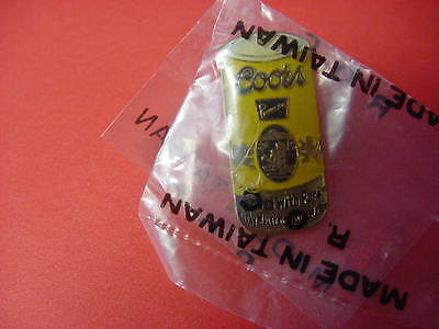 Vintage Coors Premium  beer can hat / lapel   collectible pin