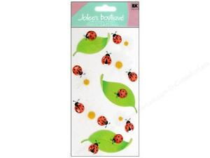 Jolee's Boutique Stickers - Vellum Ladybugs #686