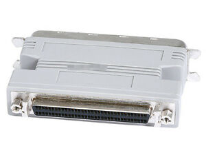 New-ATA-IDE-HPDB68-F-CN50-M-SCSI-3-Adaptor-F-M-Female-to-Male-Adapter-Connector