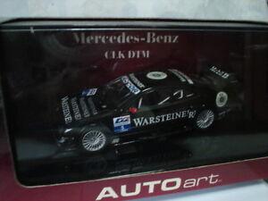 AUTOART 1/43 MERCEDES BENZ CLK DTM 2000 KLAUS LUDWIG - Italia - L'oggetto può essere restituito - Italia