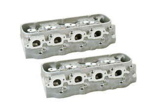 BRODIX-BB-2-Plus-CYLINDER-HEADS-FOR-BIG-BLOCK-CHEVY-NEW-PAIR