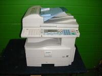 """Ricoh MP161SPF"" A4 Black & White Photocopier, Printer, Colour scanner, Fax ""used photocopiers"" J&K"