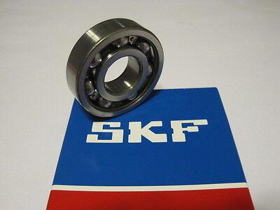 1 Stück SKF Rillenkugellager 6203 17x40x12 mm OFFEN Kugellager 6203