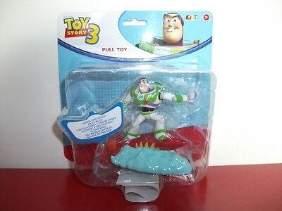 Figurine Buzz L'éclair Sur Fusée À Friction Toy Story 3 Neuf