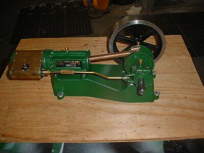 P.M. Research #6 Large Horizontal Steam engine Machinist kit