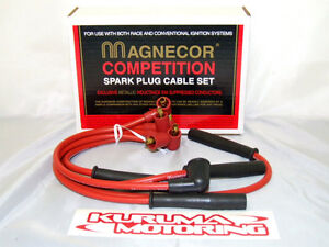 MAGNECOR-SPARK-PLUG-WIRES-03-04-05-LANCER-EVO-8