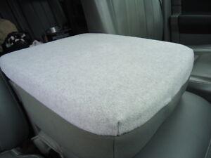 auto center armrest covers center console cover d1 light gray. Black Bedroom Furniture Sets. Home Design Ideas