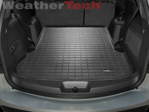 Weathertech Cargo Liner Trunk Mat Ford Explorer Large 2011