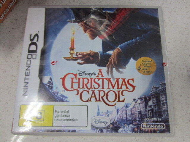 A Christmas Carol NDS (NEW)