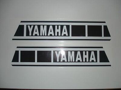 1979 Yamaha Yz 125 250 Gas Tank Decal Set. Ahrma