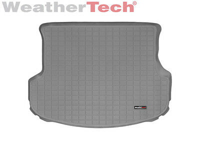 weathertech cargo liner for kia sorento without 3rd row seats 2011 2013 grey ebay. Black Bedroom Furniture Sets. Home Design Ideas