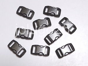 100-3-8-Side-Release-Buckles-Contoured-Buckles-for-Paracord-Bracelets