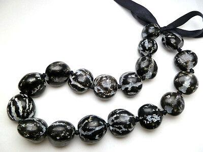 Hawaii Wedding/Graduation Kukui Nut Lei Luau Hula Jewelry Necklace~31043 (QTY 2)