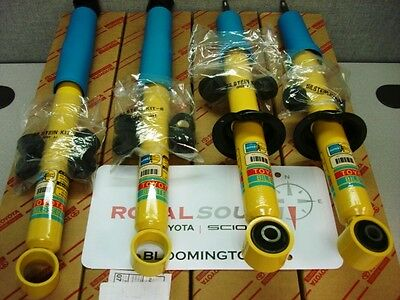 Toyota Tacoma 98-00 Front & Rear Bilstein Shocks Genuine OEM OE