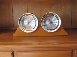 SHIPS CLOCK AND BAROMETER Cornwall Ontario image 3