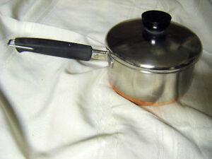 vintage-revere-ware-1-qt-sauce-pan-copper-clad-stainless-steel-Lid