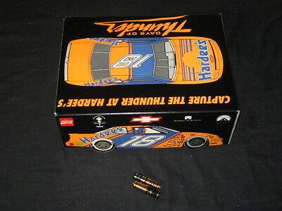 Original DAYS OF THUNDER Paramount Promotional Car + Box +Photos+ Hardee's Cup