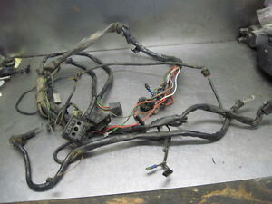 bmw 1981 r100 rt main wiring harness loom r80 r90. Black Bedroom Furniture Sets. Home Design Ideas