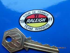 RALEIGH-TOUR-DE-FRANCE-1977-Style-Bicycle-Sticker-Bike-Chopper-Vintage-Classic