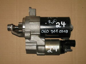 VW-AUDI-A4-8k-Q5-B8-A5-TFSI-A6-4f-Motor-De-Arranque-06d911021b-06d-911