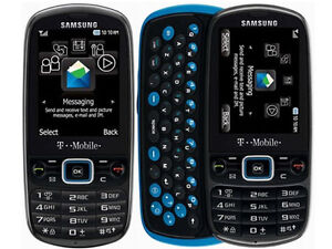 New Samsung SGH T479 Gravity 3  Blue (T-Mobile) Cellular Phone