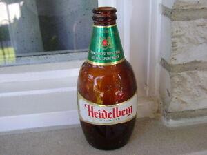 Vintage Heidelberg Brand Beer Bottle for Collectors