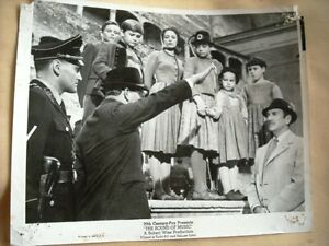 THE-SOUND-OF-MUSIC-10X8-ORIGINAL-VINTAGE-MOVIE-PHOTO-1965