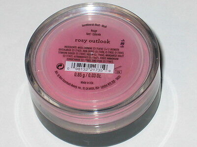 Bare Escentuals Blush .85g Rosy Outlook