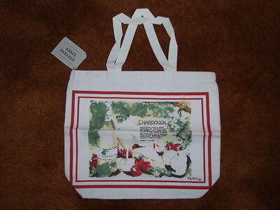 - Chardonnay Tote Bag