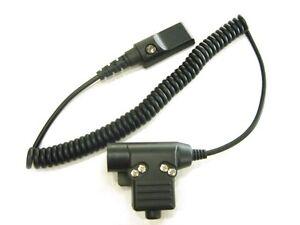 U94-PTT-for-Motorola-Astro-Saber-Radio-COMTAC-SORDIN-MSA-MBITR-AOR1-CRYE-PEQ15