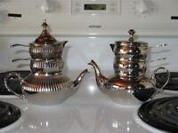 2 Tea Sets