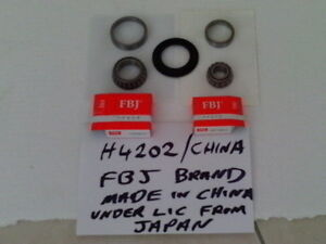 VALIANT-CHRYSLER-VG-VH-VJ-VK-CH-CJ-C-CL-CM-DISC-BUDGET-FRONT-2-WHEEL-BEARING-KIT
