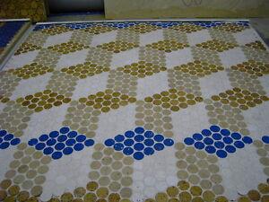 fussboden wandbelag 6mm natur kork mosaik nassbereich rutschhemmend dusche ebay. Black Bedroom Furniture Sets. Home Design Ideas