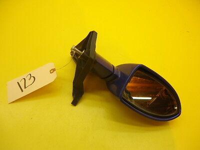 Seadoo 01 RX DI 951 RXDI GTX RH Blue right mirror 269500893 269500837 123