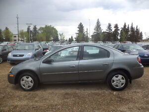 2005 Dodge Neon SX 2.0 Sedan==EXCELLENT SHAPE IN AND OUT Edmonton Edmonton Area image 2