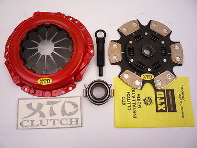 Xtd Stage 3 Clutch Kit 99-05 Mr2 Mr-s Spyder