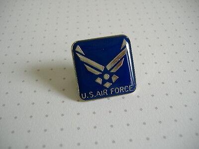 US AIR FORCE USAF Militär PIN Logo Wing Deko Deco blau Name Flügel Bund for USA