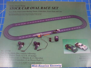 Tyco-TCR-Slotless-Oval-Race-Track-New-in-Box