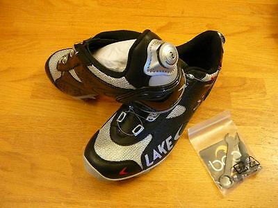 Lake Shoes Mx236 Men's Mountain Bike Spd Shoe In Box