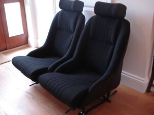 FORD ESCORT SCHEEL SEATS RS1800 MEXICO RS2000