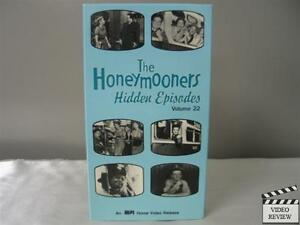 The-Honeymooners-The-Hidden-Episodes-Vol-22-VHS