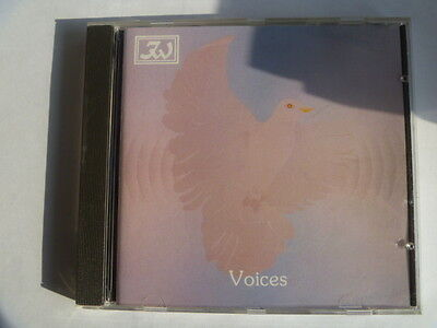 JW VOICES  RARE LIBRARY MUSIC SOUNDS CD