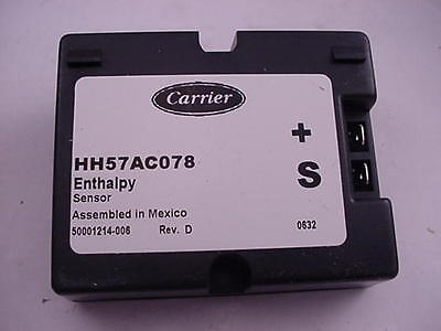 Honeywell Hh57ac078a Solid State Enthalpy Sensor Ships On The Same Day